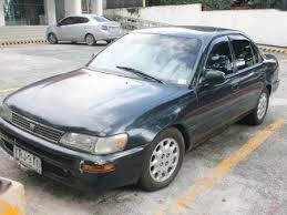 Toyota Corolla big body 2e engine 1994 model FOR SALE 352797