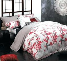 cherry blossom bedroom set comforter insight home inspections bed pink flowers daisy magnolia blosso