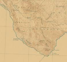 historic maps  terlingua city limits
