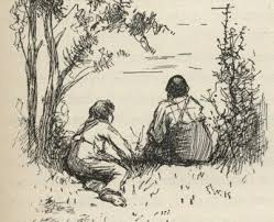 second huck finn post racism or friendship van liew american the truth is that huck only refers to jim like that because it was a part of the time period layered in what is seen as racism now is true friendship