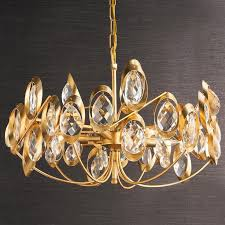 chandelier ribbon modern edit regarding modern property gold modern chandelier decor