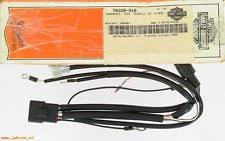 fxr wiring harness genuine harley wiring harness ignition module to timer 70339 91b fxd fxr flh