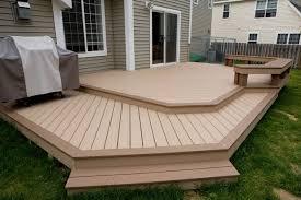 composite deck ideas. Contemporary Ideas Deck Design Ideas Trex Cedar Hardwood Alaskan0119  By Alaskatreeline Intended Composite Ideas O