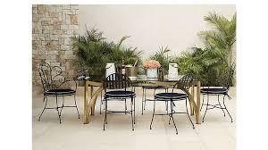 cb2 patio furniture. peacock chair with cushion cb2 patio furniture