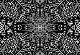 Painting A Free Form Mandala Pattern In Photoshop Cc 2019 A Deke