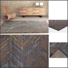 details about lodge cabin area rug rustic wood look pattern lake house decor brown bluish gray