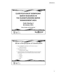 Flow Chart Of Classification Of Resources Od River Flow Diagram Animated Flow Direction