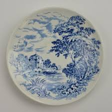 Wedgwood China Patterns Delectable Wedgwood China Countryside Blue Pattern 48481242 Enoch Wedgwood