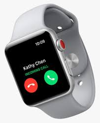 apple 3 watch. phone and messages apple 3 watch e