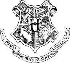Hogwarts School of Witchcraft and Wizardry Logo Vector (.EPS) Free ...