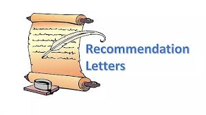 How To Ask For A Recommendation Letter Asking For A Recommendation Letter
