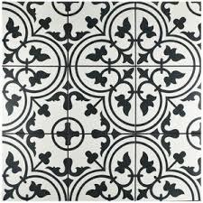 black and white floor tile kitchen. black and white floor tile kitchen .