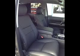 2016 toyota tundra leather front seats