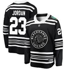 Jordan Blackhawks Jerseys Chicago Michael Men's