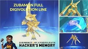 Digimon Cyber Sleuth Hacker S Memory Digivolution Chart Playtube Pk Ultimate Video Sharing Website