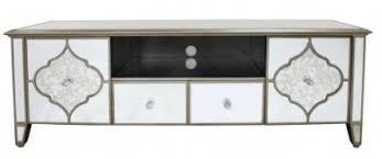 mirror tv unit. milagro mirrored 2 door drawer entertainment unit mirror tv