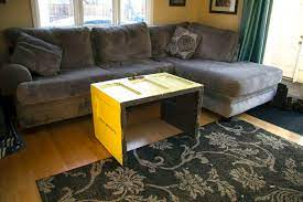 diy coffee tables made from old doors