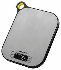 Кухонные <b>весы Atlanta ATH</b>-<b>6208</b> — купить по выгодной цене на ...