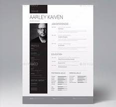 Best Modern Clean Resume Design 28 Minimal Creative Resume Templates Psd Word Ai