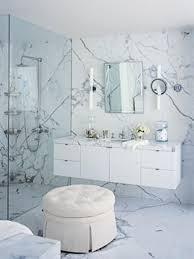 bathroom marble tile design ideas white free standing bathtub shower white whirlpool large wall mirror mosaic
