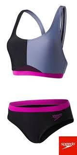 Speedo Two Piece Size Chart Speedo Two Piece Bikini For Women Hydractive 2 Piece By Speedo
