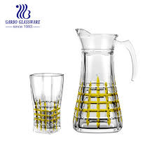 garbo engraved drinking set with sprayed color design gb12039ls p1