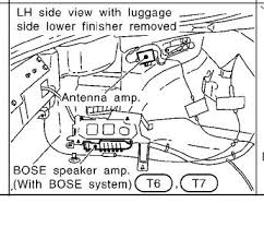 03 sentra fuse diagram 2000 nissan sentra fuse box diagram 2003 350z Radio Wiring Diagram 03 sentra fuse diagram factory amp location in coupe nissan 350z forum, nissan 370z 03 2005 350Z Radio Wiring Diagram