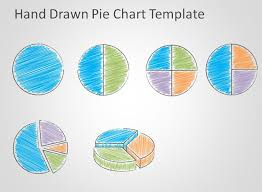 Hand Drawn Pie Chart Free Hand Drawn Pie Chart Template For Powerpoint Free