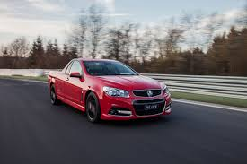 Holden Sets New Nürburgring 'Record' With VF Commodore Ute: Video ...