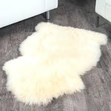 lamb wool rug champagne sheepskin rug ft special mongolian lamb wool rug
