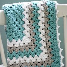 Crochet Baby Blanket Patterns