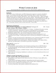 Unique Administrative Functional Resume Template Npfg Online