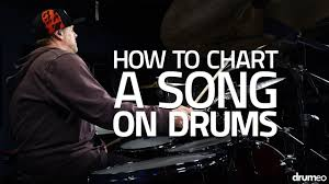 How To Write A Fast And Easy Drum Chart How To Chart A Song Quickly Drum Lesson Drumeo
