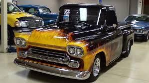 1958 Chevrolet Apache Hot Rod Pickup Big Block - YouTube