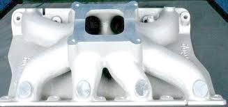 cadillac engine knowledge mts single plane aluminum intake manifold