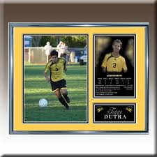 soccer blue pewter frame action sports photo collage frame size 12 x 16