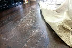 fabulous rug pads for wood floors at brilliant 3 tips using rubber backed rugs on