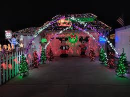 Bay Fm Christmas Lights Map East County Christmas Lights
