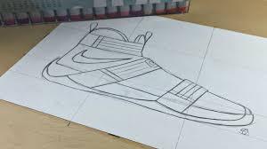 lebron shoes drawing. lebron shoes drawing n