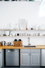 Small Picture 65 Ideas Of Using Open Kitchen Wall Shelves Shelterness