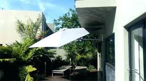 wall mount umbrellas the paraflex umbrella by instant shade umbrellas wall mounted outdoor umbrella melbourne