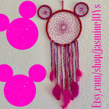 Mickey Mouse Dream Catcher Classy 32% Off Custom Mickey Mouse Dream Catcher With By JasmineJOYs