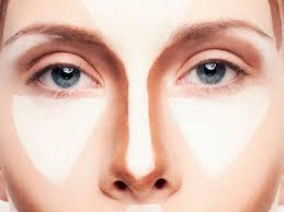 big nose make nose small with makeup how image led make your face look thinner