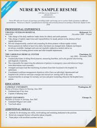 Resume Template For Registered Nurse Magnificent Gnm Nursing Resume Format For Freshers Pdf Registered Nurse Template
