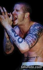 фото тату рок музыкантов от 27112017 027 Tattoo Rock Musicians