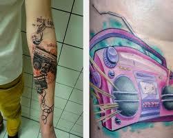 Tetovací Magnetofon Význam Tetovací Náčrty A Fotografie