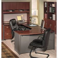 bush office furniture. Bush Business Series C 4-Piece U-Shape Office Desk In Hansen Cherry Furniture E