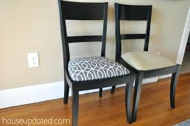 how to upholster a dining chair alluring how to upholster a chair at reupholster dining room