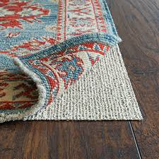 rug pad usa nature s grip eco friendly jute natural rubber non slip rug pads 7 x 10