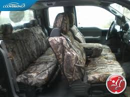 browning camo seat covers for ford 2005 trucks | Interior Camo ...